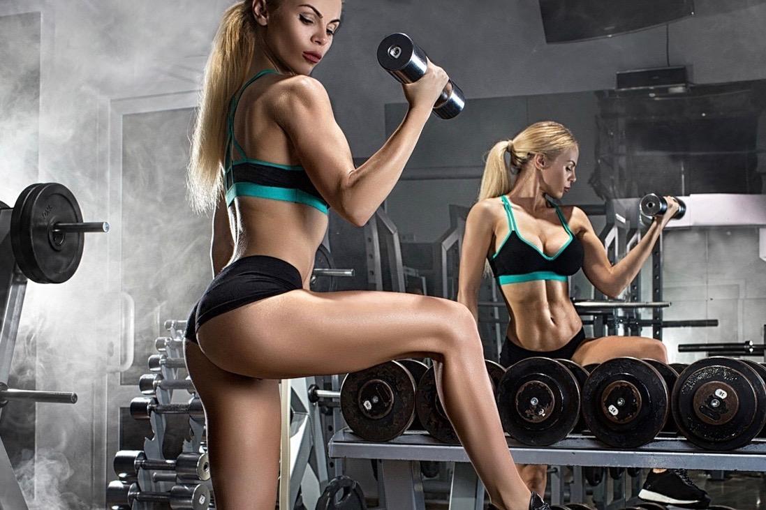 Принципы тренировки для женщин