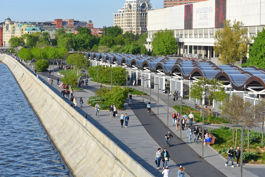 Embankments of Moscow coast, Moscow, embankments, Social networks, how much, embankment, stone, modern, stone, equip, build, very, capital, only, embankments, center, Sobyanin, to, Luzhnetskaya, shore