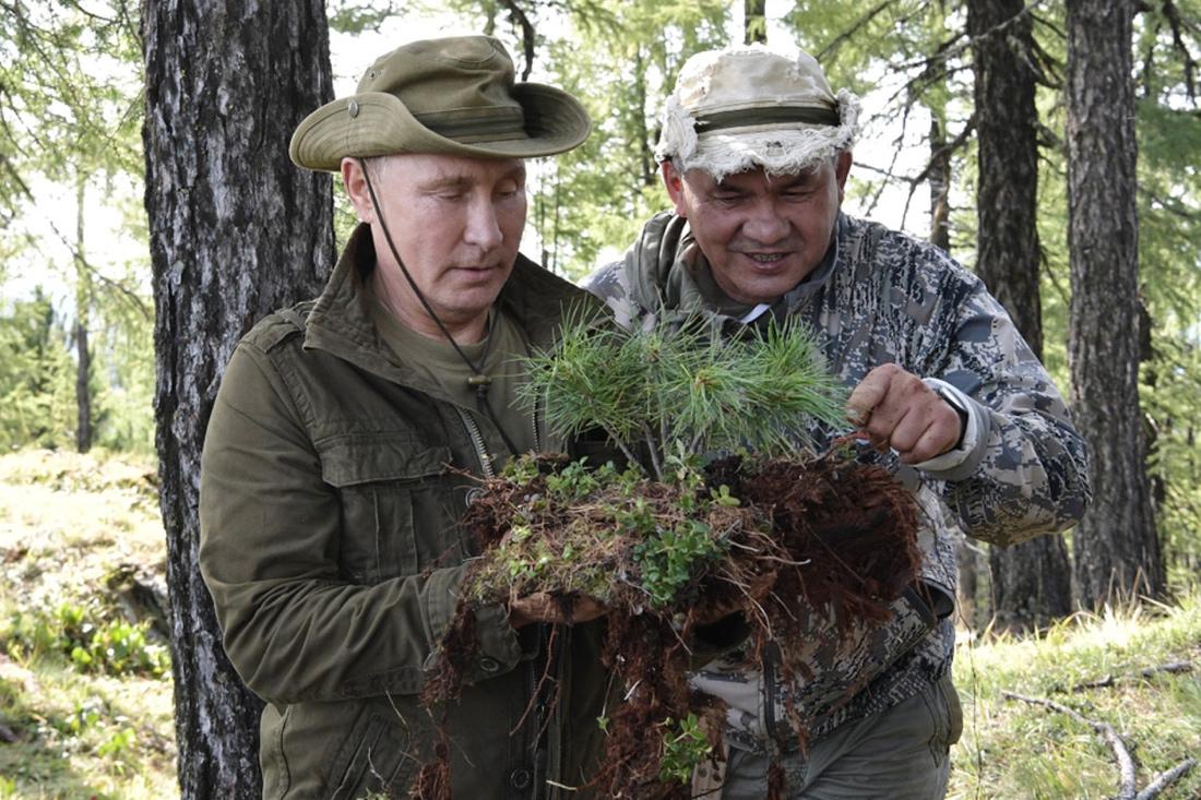 Путинская пенсия