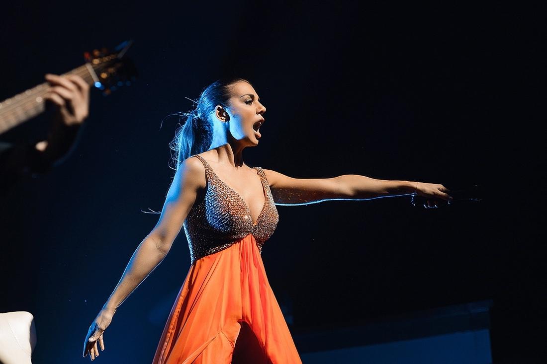 Худший концерт Седоковой