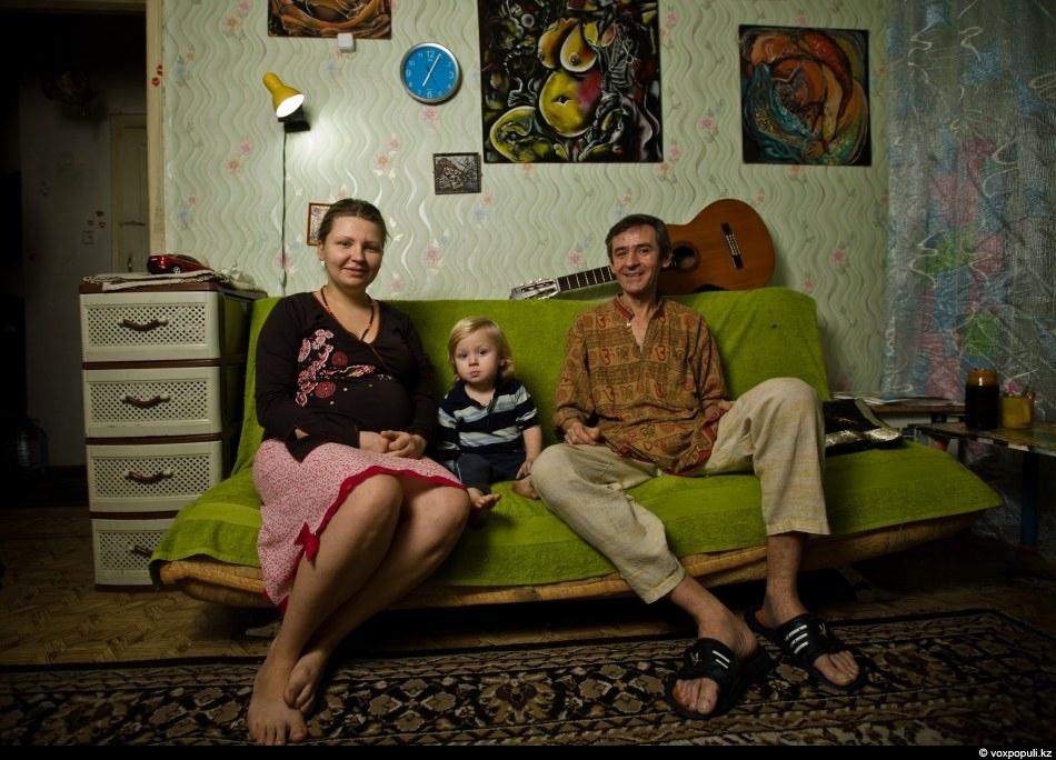 Секс казахски семейной пары 8 фотография