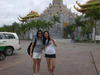 day 6 at Dai Nam theme park!!!: miss_triska
