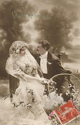 старинные свадебные фотографии vintage wedding photos