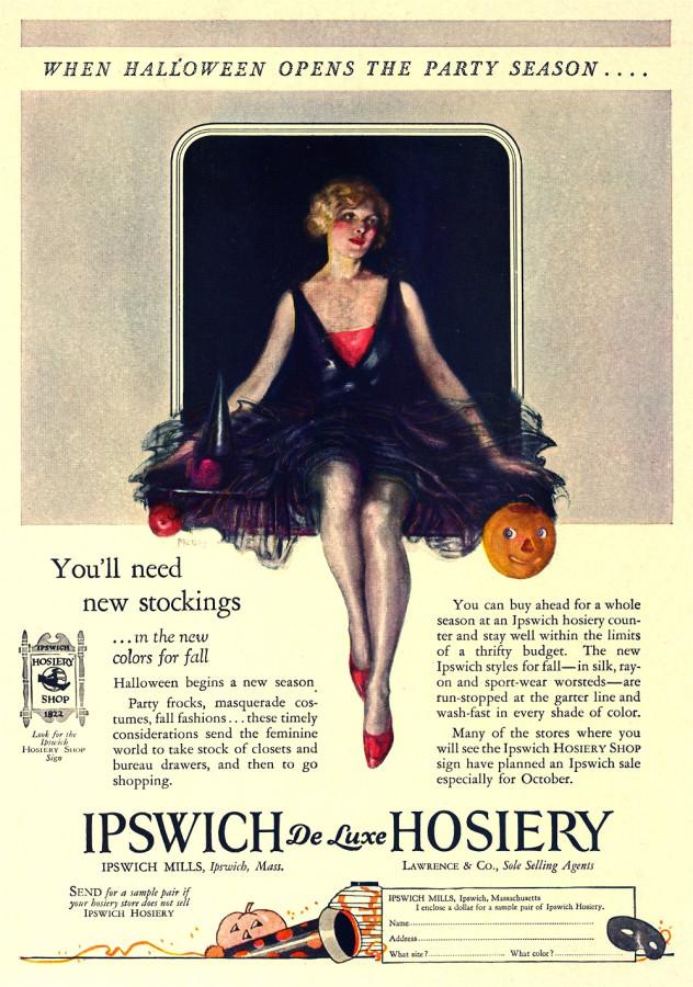 1927 Halloween Party