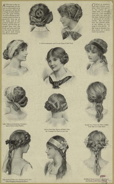 hairstyles1910