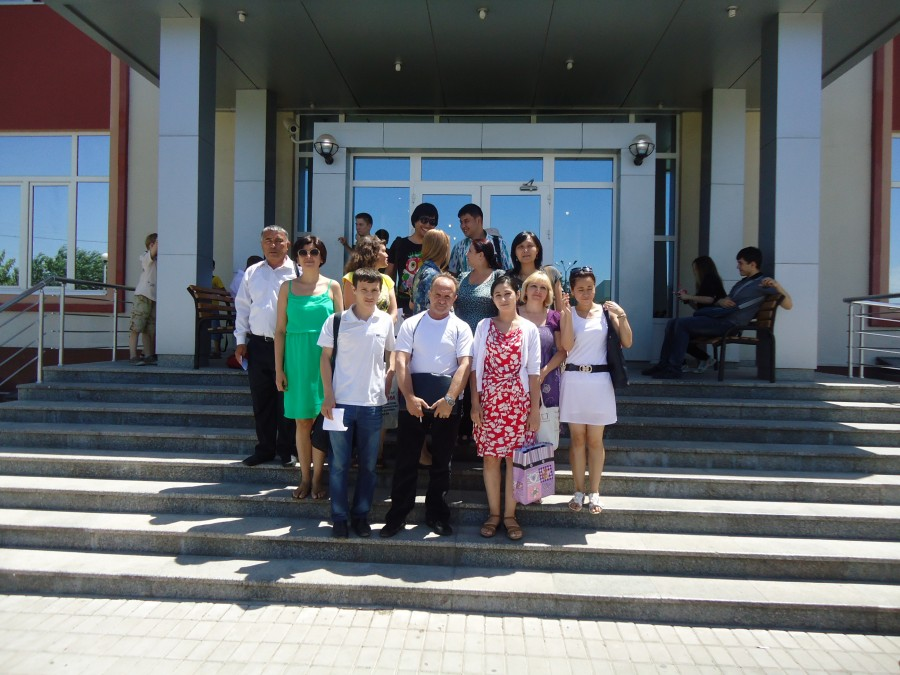 Niveaus A1.1. Institut Goethe. Taschkent 2012