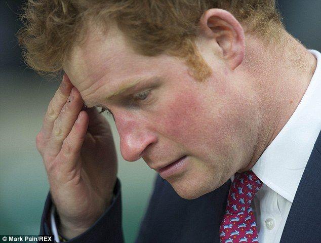 Гарри, более не принц, а только герцог