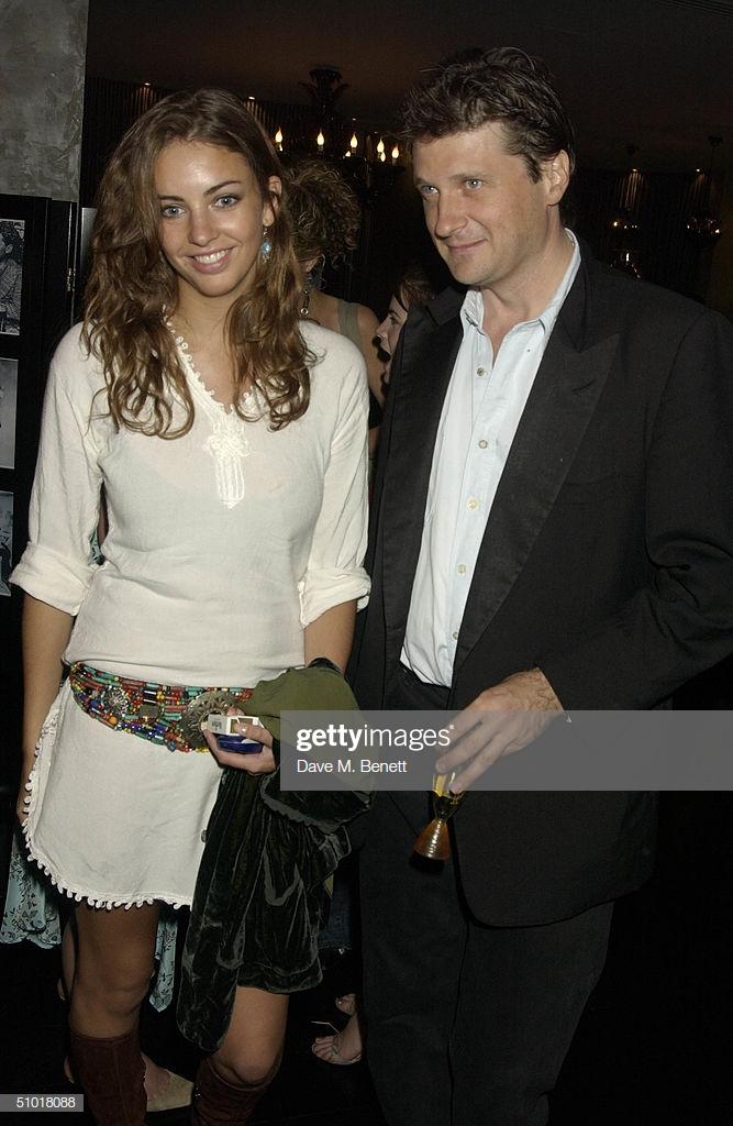 С лордом Сомерсетом, своим женатым любовником