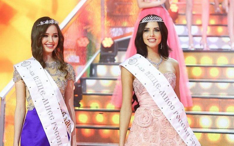 конкура Мисс Россия 2014