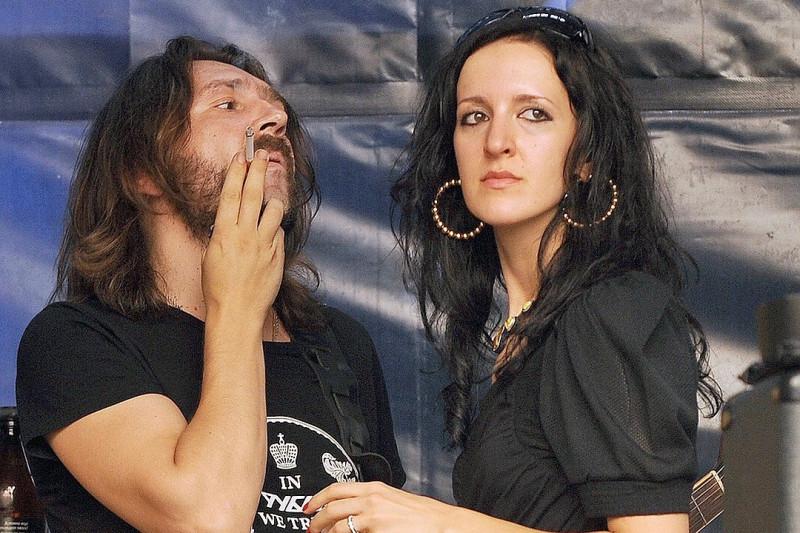Матильда и Сергей Шнуровы