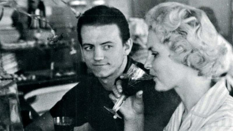 Марис и его вторая жена Маргарита Жигунова