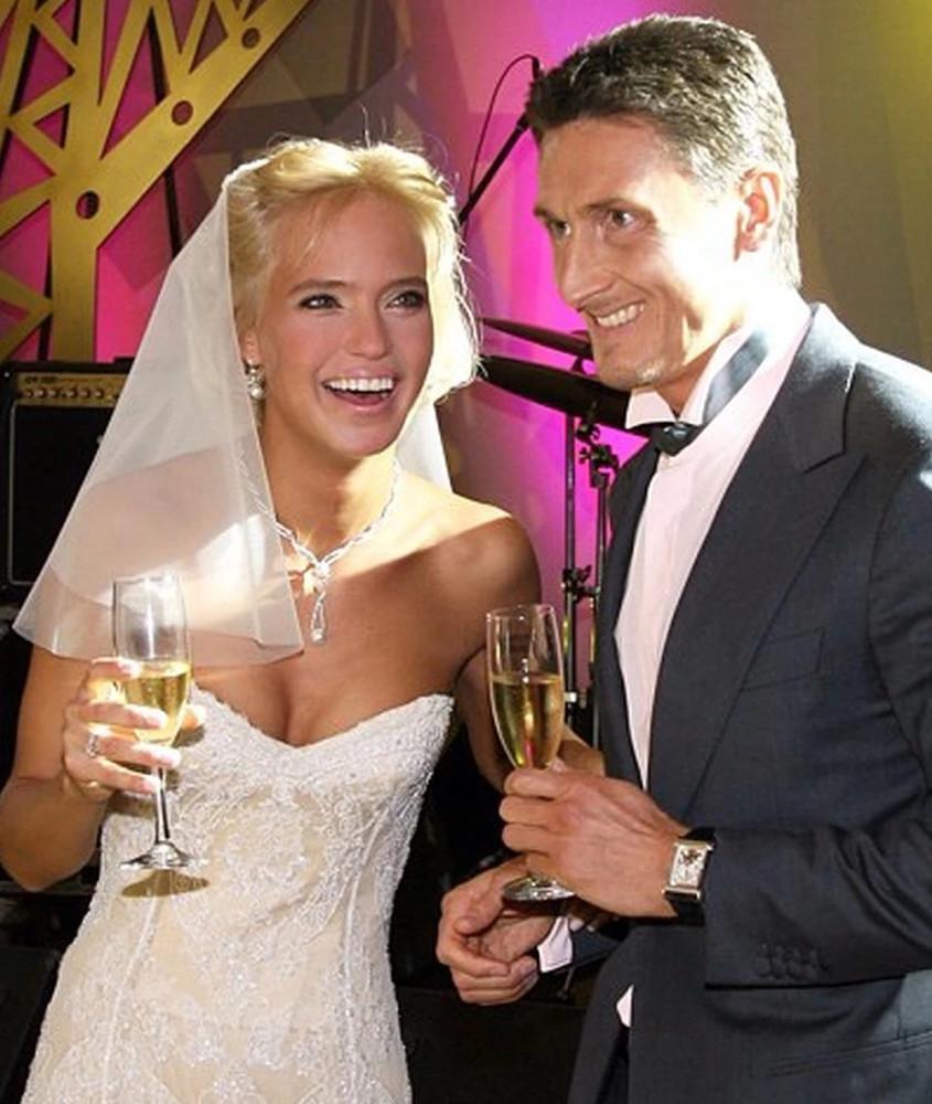 Свадьба Глюкозы и Александра Чистякова, 2006г.