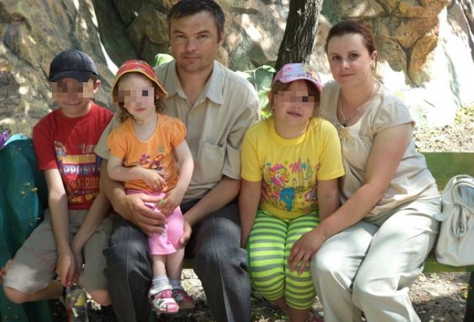 Семья Сапруновых