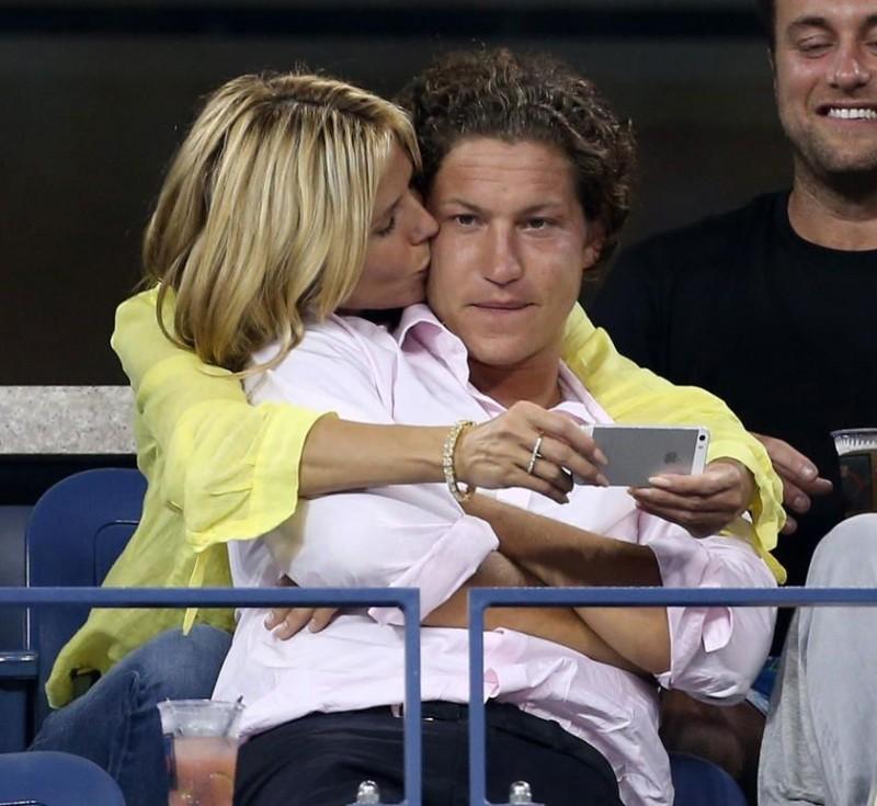 Супермодель Хайди Клум и Вито Шнабель моложе ее на 13 лет. У меня глаза кровят 🙈
