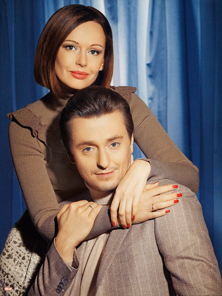 Сергей и Ирина Безруковы когда-то были вместе, но это давно в прошлом