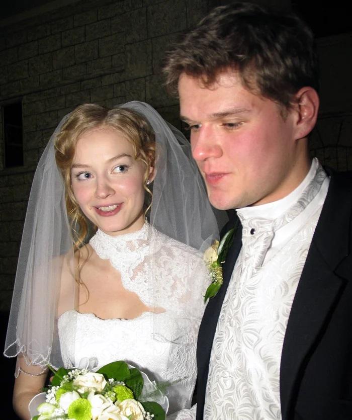 Свадьба Яглыча и Ходченковой