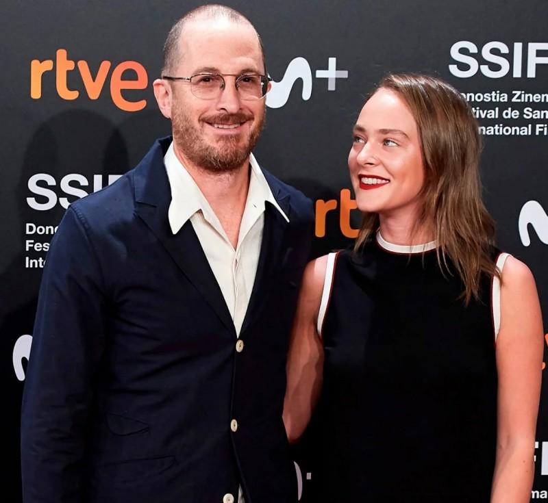 Аглая Тарасова и Даррен Аронофски - очередной пиар-роман или реальная любовь?
