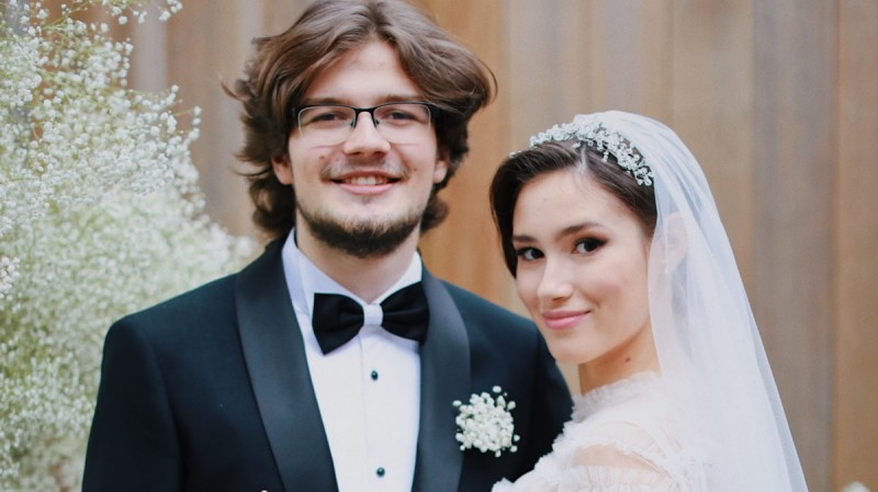 Свадьба Дины и Дмитрия