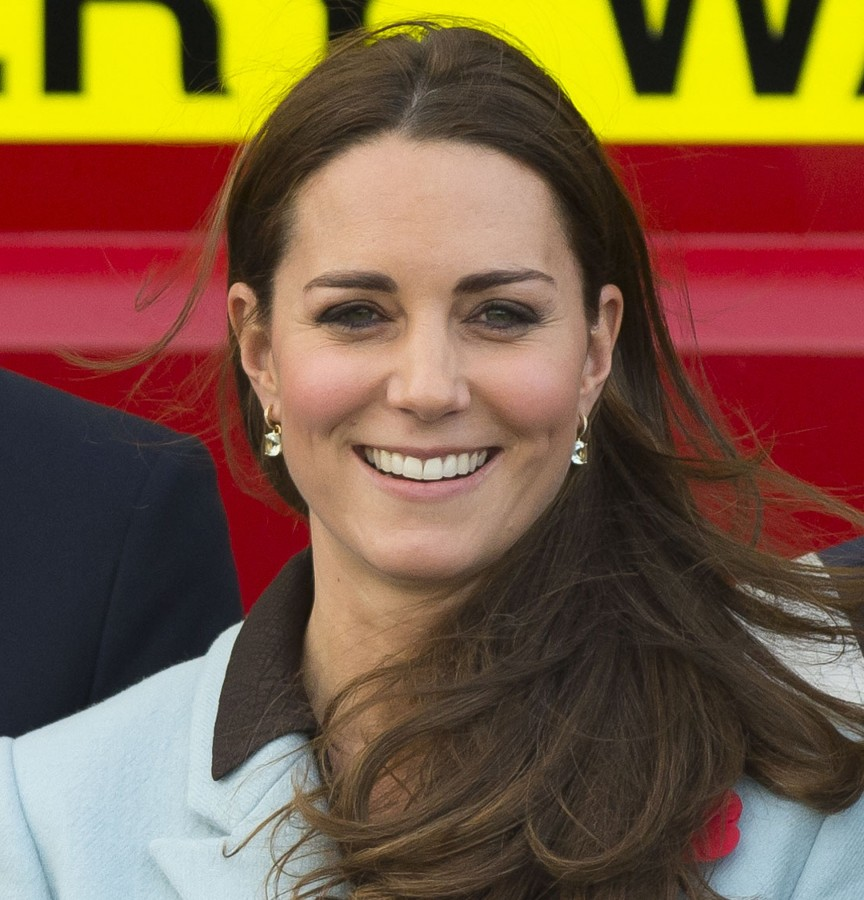 Герцогиня Кембриджская сейчас