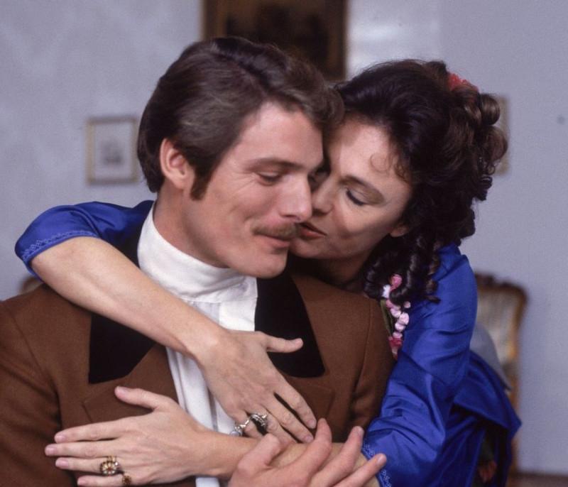 """""""Анна Каренина"""", 1985г. В ролях Жаклин Биссет и Кристофер Рив"""