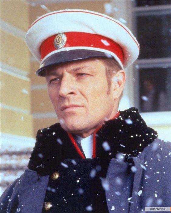 Шон Бин в роли графа Вронского, 1997г.