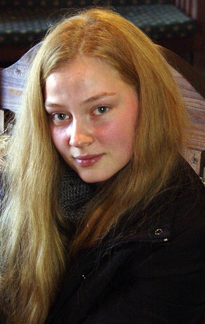 Светлана Ходченкова в юности