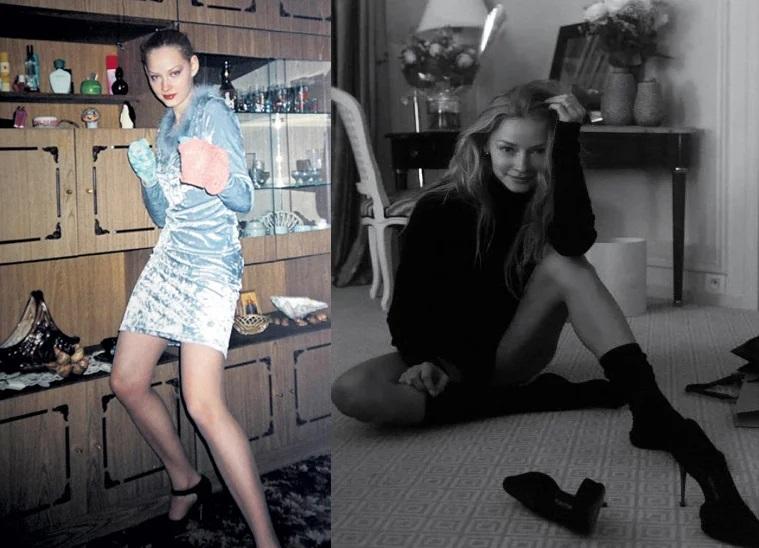 Ходченкова всегда была худой  — фотки из ее далекой юности это подтверждают