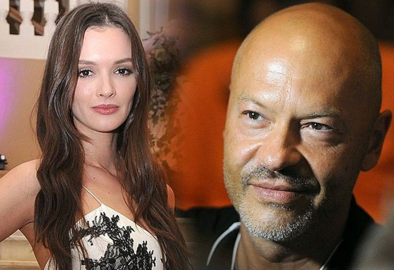 Молодая актриса Паулина Андреева — цветное кино в жизни Федора Бондарчука!