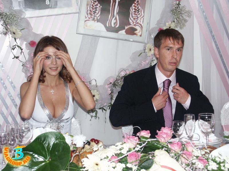 Свадьба Седоковой и Белькевича