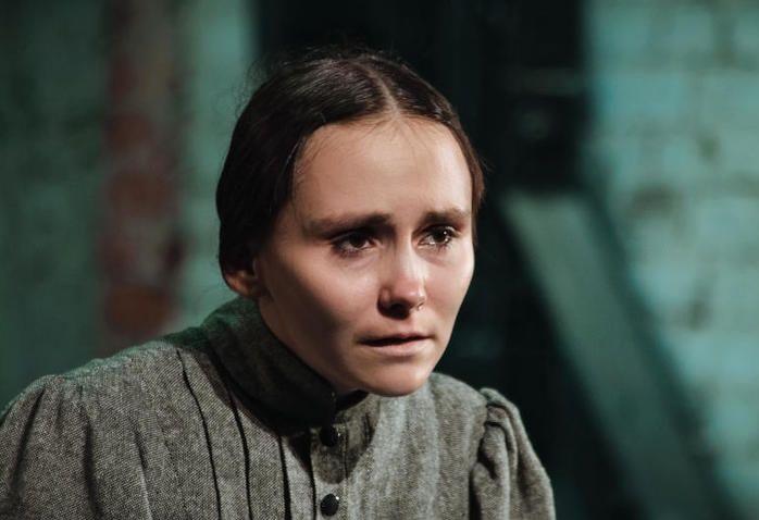 Мария на сцене театра им. Вахтангова