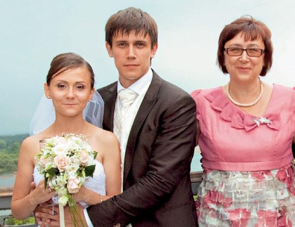 Свадьба Бичевина и Бердинских
