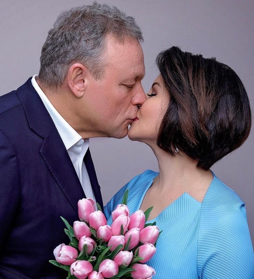 """Свадебное фото Ворожбит и Жигунова: """"Анастасия! Звезда моя!"""" 😆"""