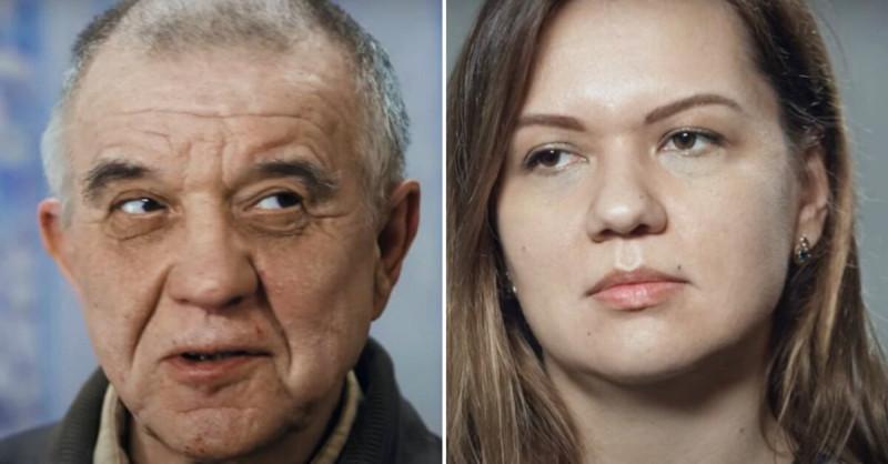 Если вдруг кто до сих пор не в курсе, скопинский маньяк слева. Екатерина Мартынова, одна из его жертв, справа