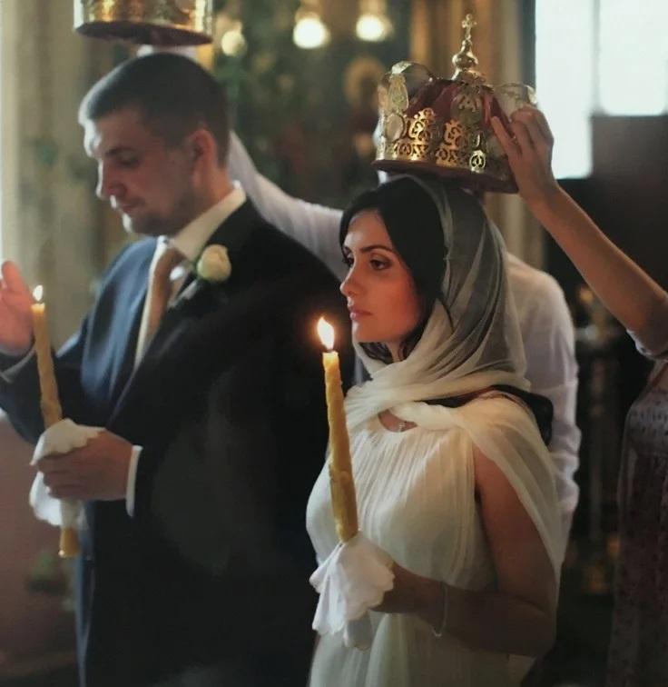 """Венчание Василия и Елены Вакуленко: вангую, это 100% идея жены """"шоб не вздумал изменять"""" 🙈"""