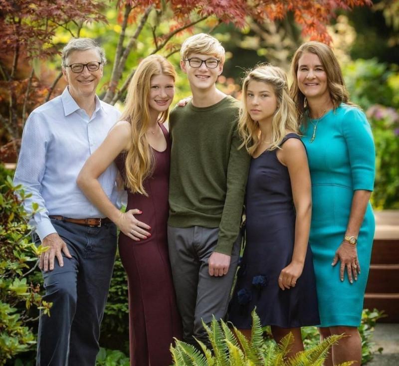Семейство Гейтсов
