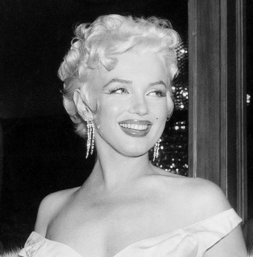 Мэрилин Монро — красота, возведенная в абсолют