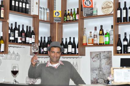 WEBZigi's Wine & Cheese Bar