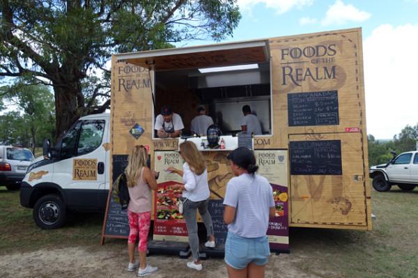 Chucks Burgers Food Truck