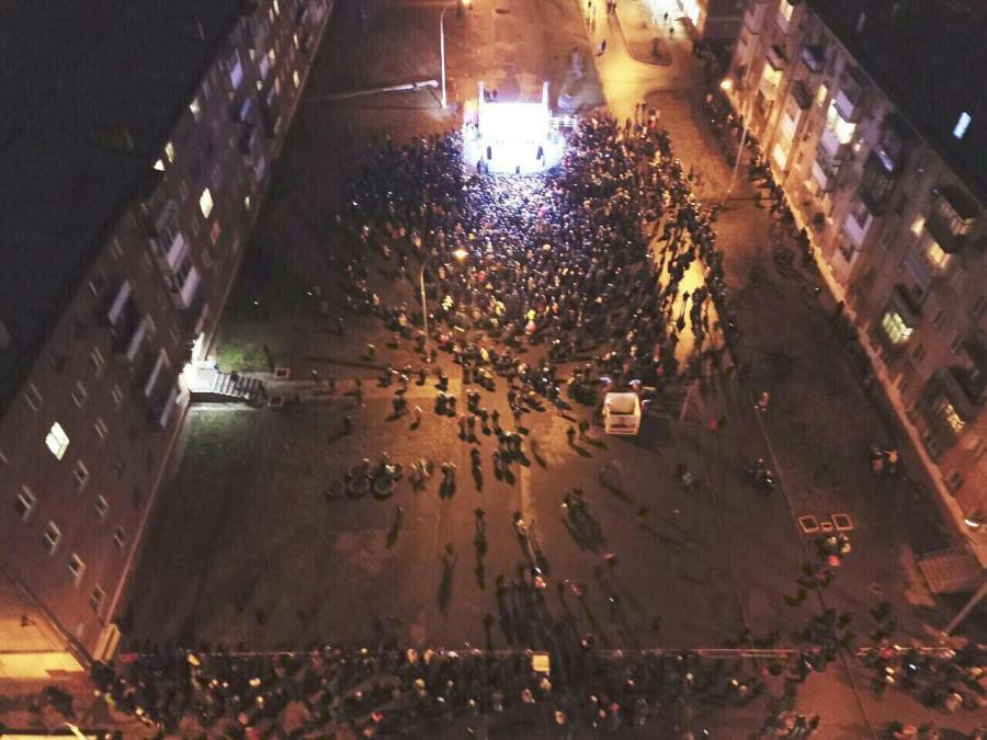 Преувеличения Навального в Кемерово