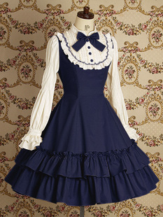 Blue dress I ordered