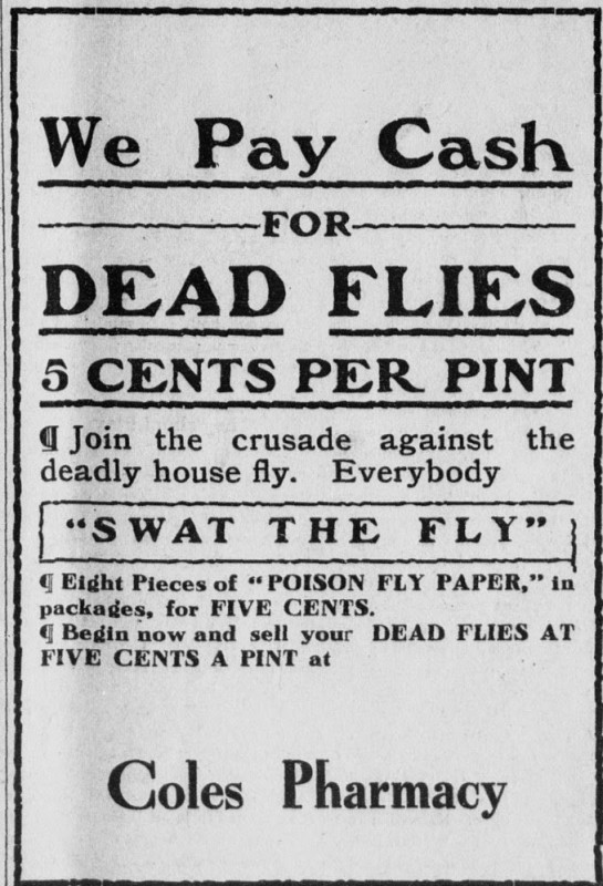 deadflies