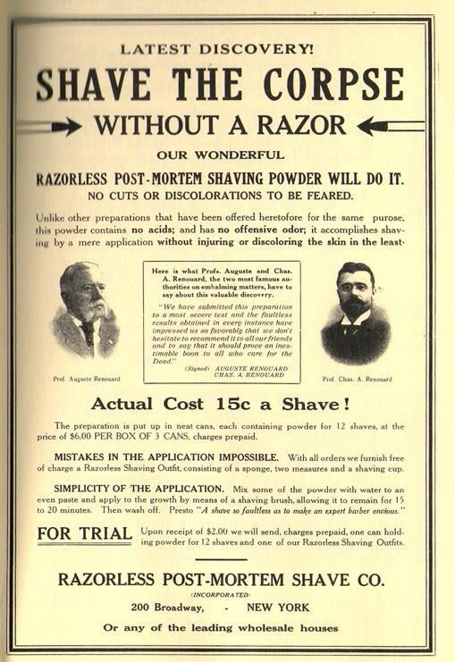 shavethedead