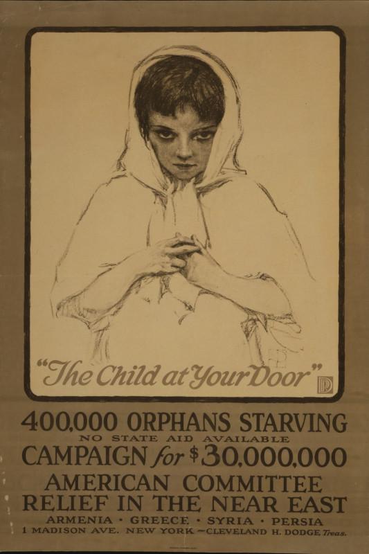 ChildAtYourDoor1917
