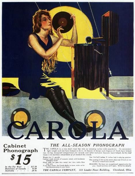 CarolaPhonograph