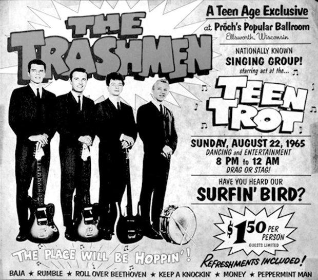 the_trashmen