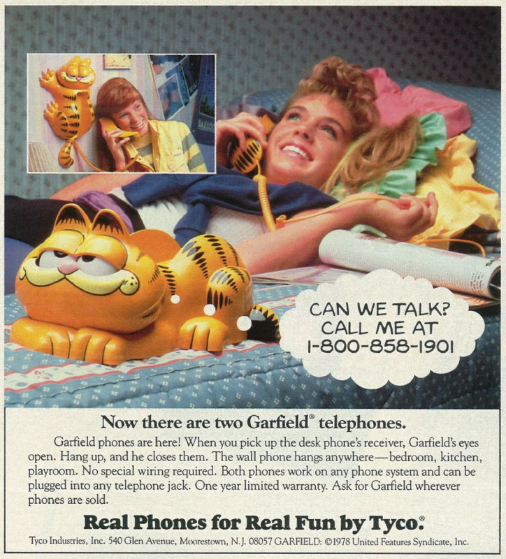 garfieldphone