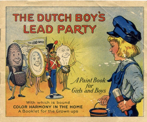 1923 lead party
