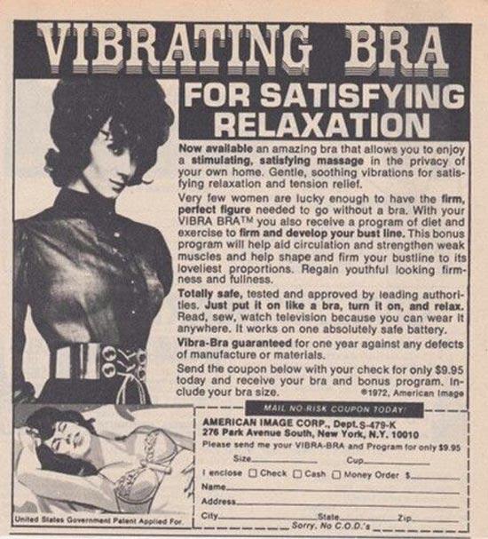 VibratingBra