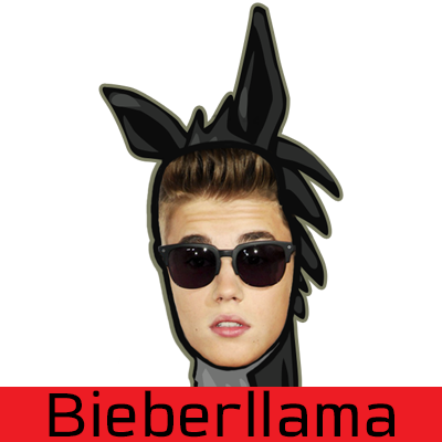 The Bieberllama