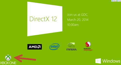 DirectX_xbox_one